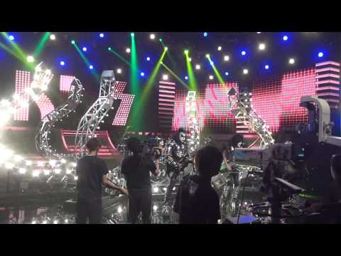 KISSONLINE EXCLUSIVE: KISS REHEARSAL FOR MUSIC STATION