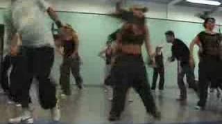 Emeraude Mroad Dance Hip-hop Street