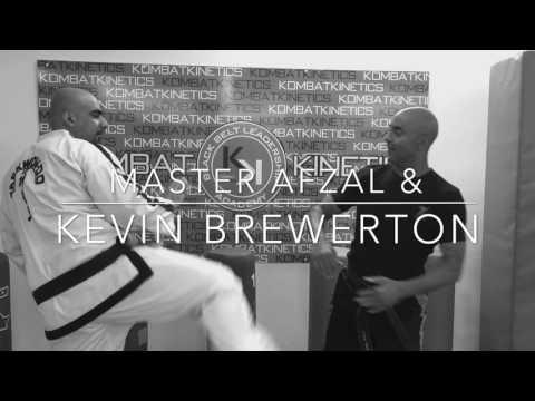 Kicking with Kevin Brewerton