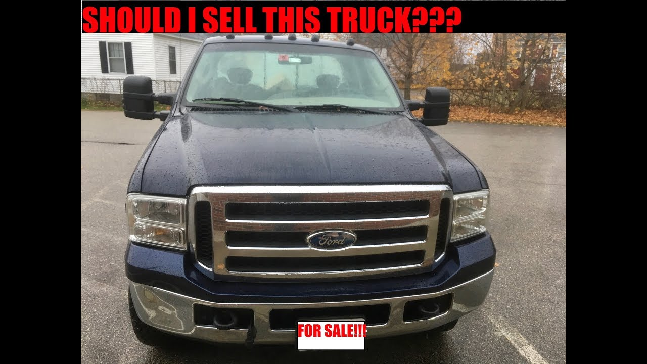 Should I Sell My F350 6.0 Powerstroke diesel??? - YouTube