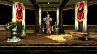 Skyrim - Убийство Императора Тамриэля