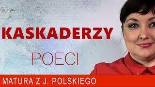 156. Kaskaderzy polskiej literatury. Przyda się na maturze z polskiego.