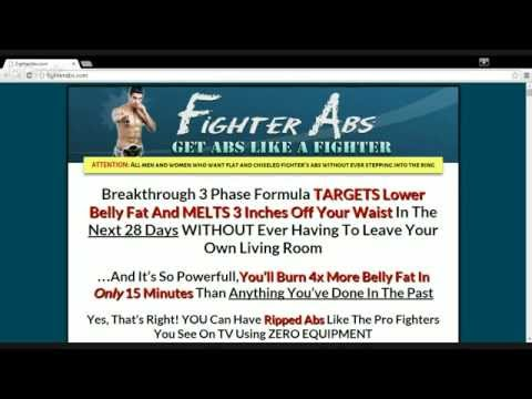 Fighter Abs - One Of The Highest Converting Ab Offers On CB