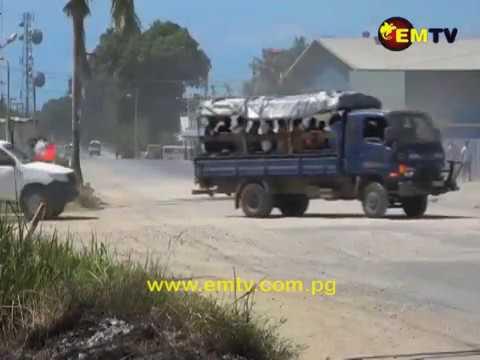 Madang Experiencing Increasing Armed Robberies