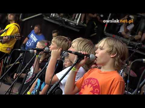 Arka Noego - A Gu Gu / Woodstock 2012