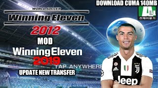Cara Download Dan Install Game Winning Eleven 2019 Di Android