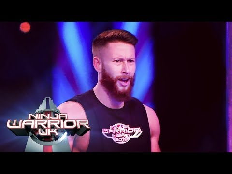 Can Ali Hay face his demons? | Ninja Warrior UK