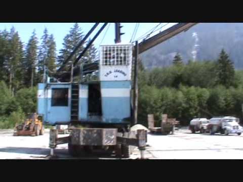 Dennis Hayes Logging - America Trip - BEN WEST LOG...