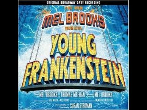 Mel Brooks Young Frankenstein The Musical On Broadway - Fred Applegate BBC Interview