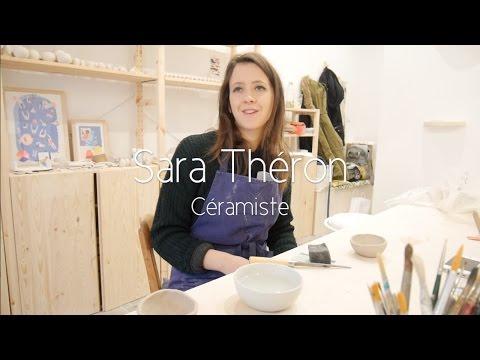 Le portrait de Sara Théron, céramiste DODO TOUCAN - Les Jolies Rencontres
