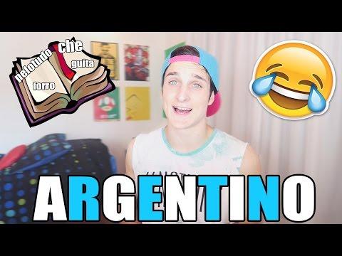 COMO HABLAR ARGENTINO!!
