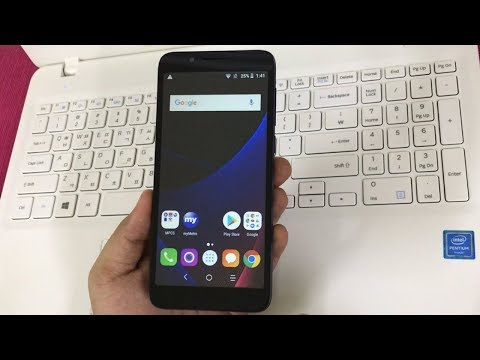 ALCATEL 1X Evolve/IdealXtra (5059Z/5059R) FRP/Google Lock Bypass Android 8.1.0 WITHOUT PC