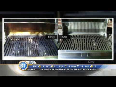 Tips for cleaning our barbecue with ease