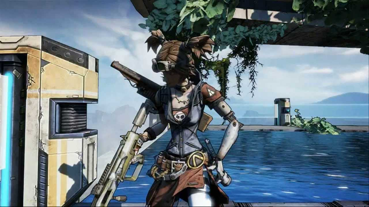 how to build mechromancer borderlands 2