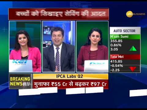 Midcap Bazaar: BSE Midcap and smallcap trading in red mark
