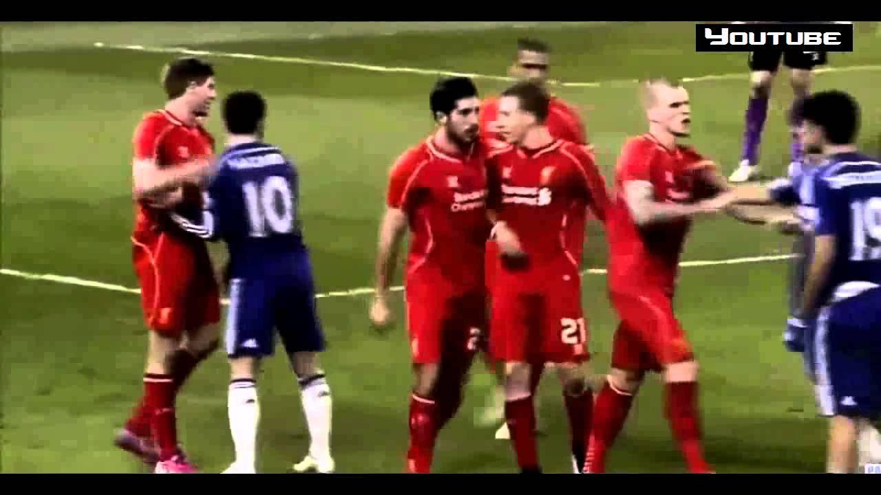 Kumpulan Perkelahian Pemain Sepakbola Di Lapangan Brutal YouTube