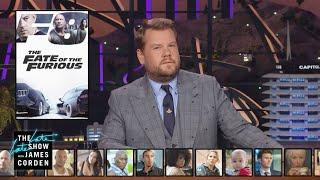 James Corden Recaps 'Fast' Saga in 10 Minutes