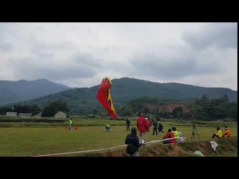 Vietnam Paragliding Open 2017 in Hanoi, Vietnam