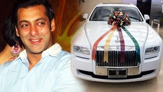 Salman Khan's BIGGEST GIFTS To His Friends