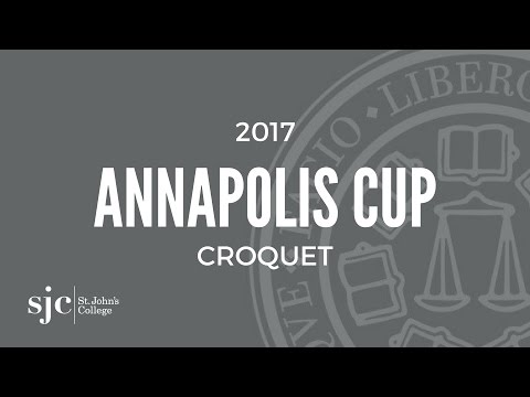 Annapolis Cup Croquet 2017