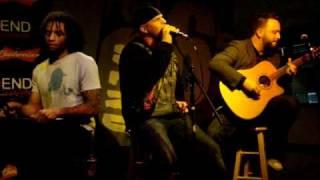 Evans Blue- Say It- Acoustic 4/14/2010