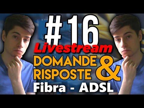 #16 | D&R | FIBRA E ADSL - Livestream