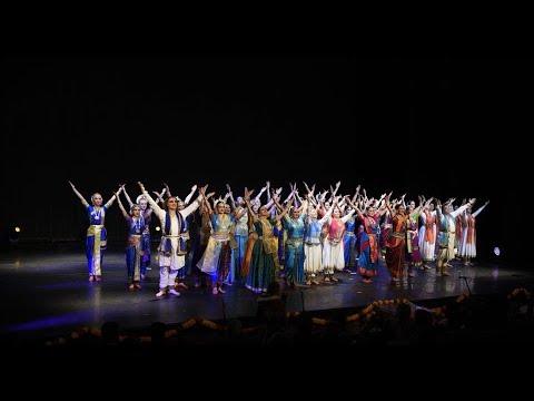 "Nritya Sabha Dance Project ""Shiva"" 4.03.2020, Moscow Music Hall"