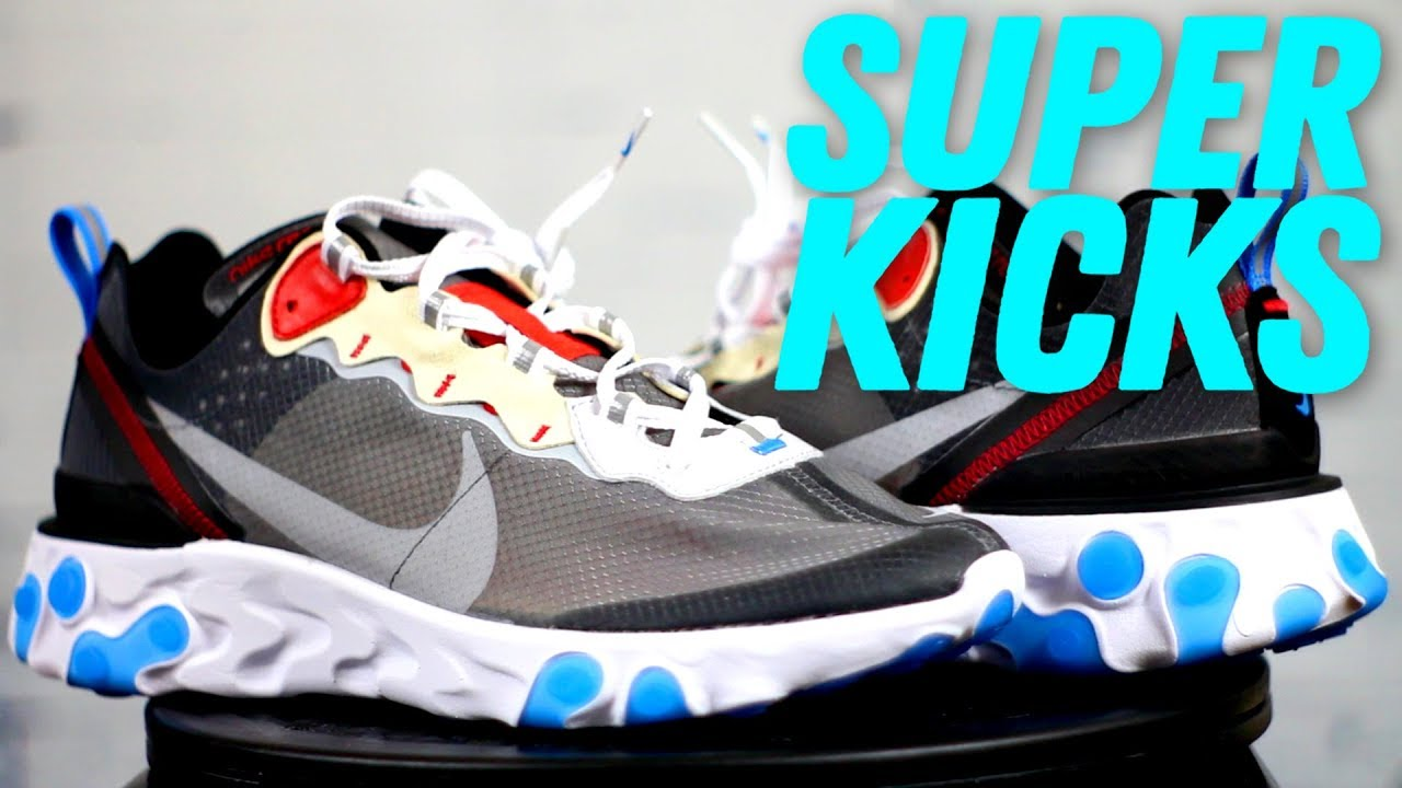 Nike React Element 87 Review