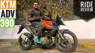 2020 KTM ADVENTURE 390 BS6 DETAILED REVIEW | MILEAGE | PRICE | TOP SPEED