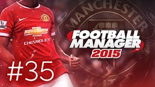 Manchester United Career Mode #35 - Football Manager 2015 Let's Play - Training