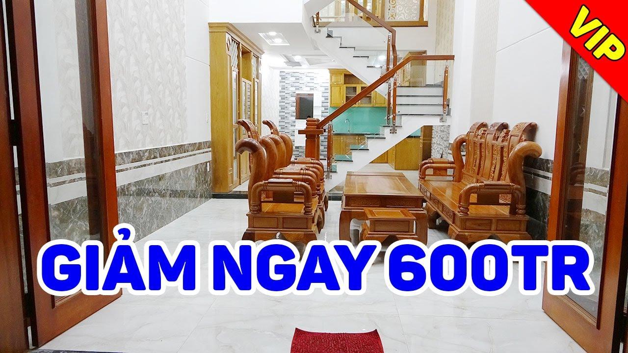 Bán nhà Tân Bình #157 ✅ Giảm ngay 600 TRIỆU căn nhà gần chợ nên MUA ngay | Nhà đất Hoàng Hà