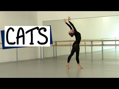 Cats Inspired Dance Routine : Jazz/Musical Theatre (Jellicle Ball Dance)