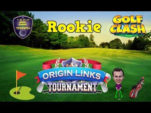 Golf Clash tips, Playthrough, Hole 1-9 - Rookie - TOURNAMENT WIND! Origin Links Tournament! Mp3