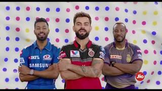 Jio IPL Song 2019   Jio Dhan Dhana Dhan 2019   Jio IPL Advertisement 2019