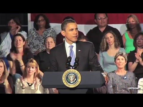 President Barack Obama documentary film trailer by Keith O'Derek