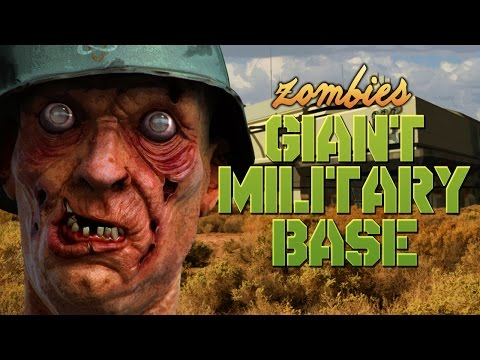 Call of Duty Zombies ★ GIANT MILITARY BASE