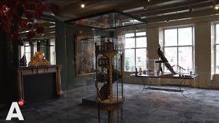 Familie Cromhout bouwde vier grachtenpanden voor 50000 gulden
