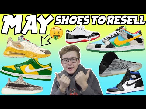 RETAIL and RESALE Most Hyped May 2020