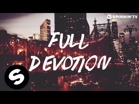 Wolfgang Gartner - Devotion (Official Lyric Video)