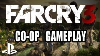 Far Cry 3 Co-op Gameplay (PS3 Let