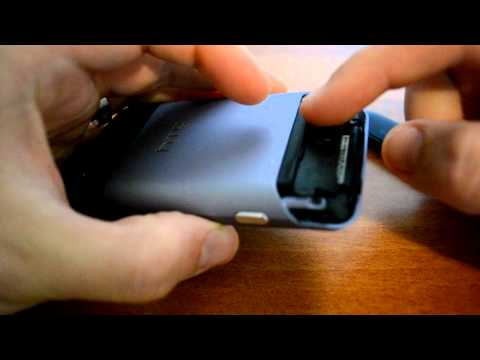 HTC Salsa - Hardware Tour - ITA