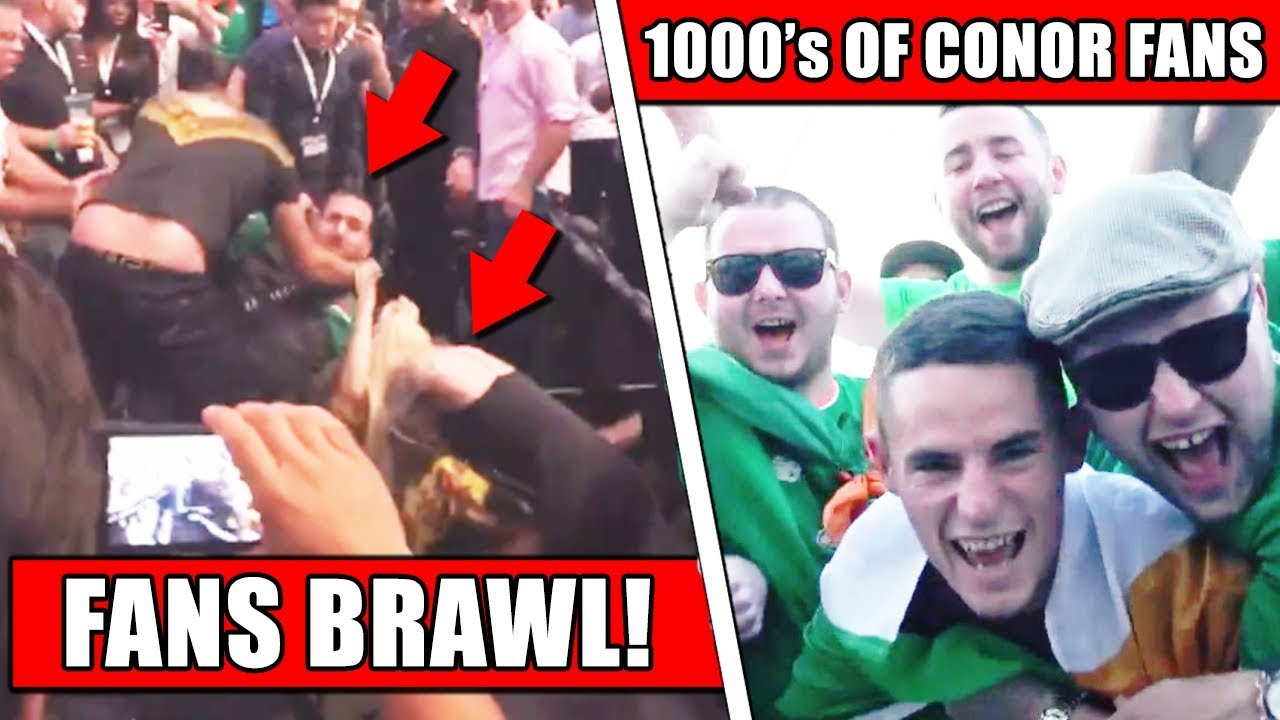 conor-mcgregor-fan-slaps-khabib-fans-girl-at-ufc-229-weigh-ins-1000-s-of-conor-fans-in-las-vegas
