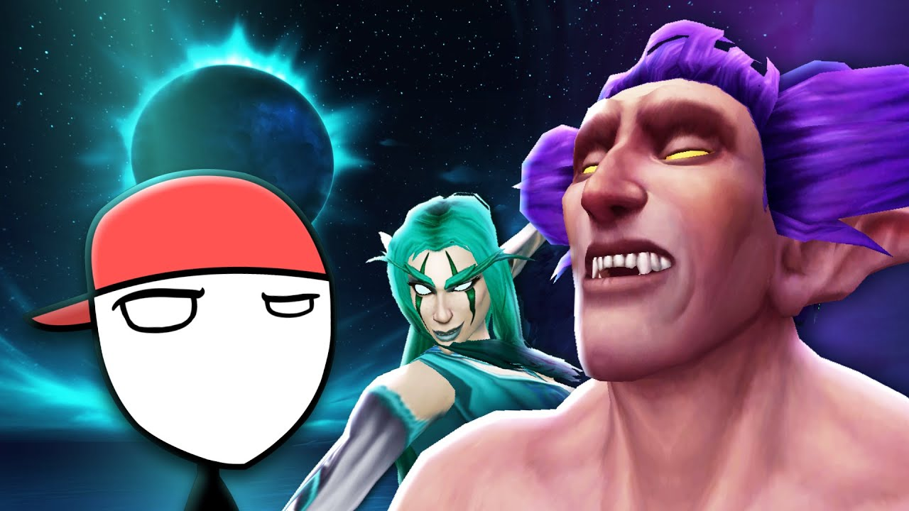 Why Night Elf? - A Compilation of Flawless Reasons | World of Warcraft thumbnail