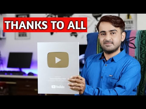 Finally i Got 🔥| Silver Play Button | Great Rajasthan Tech