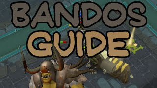 Bandos GWD Guide UPDATED: 2-3M/Hour Money Making [Runescape 2014]