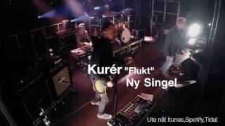 Kurér Live Vikersund Flukt