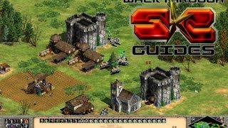 The Cleansing of the Loire - French M3 Hard Walkthrough - Age Of Empires II HD Kings