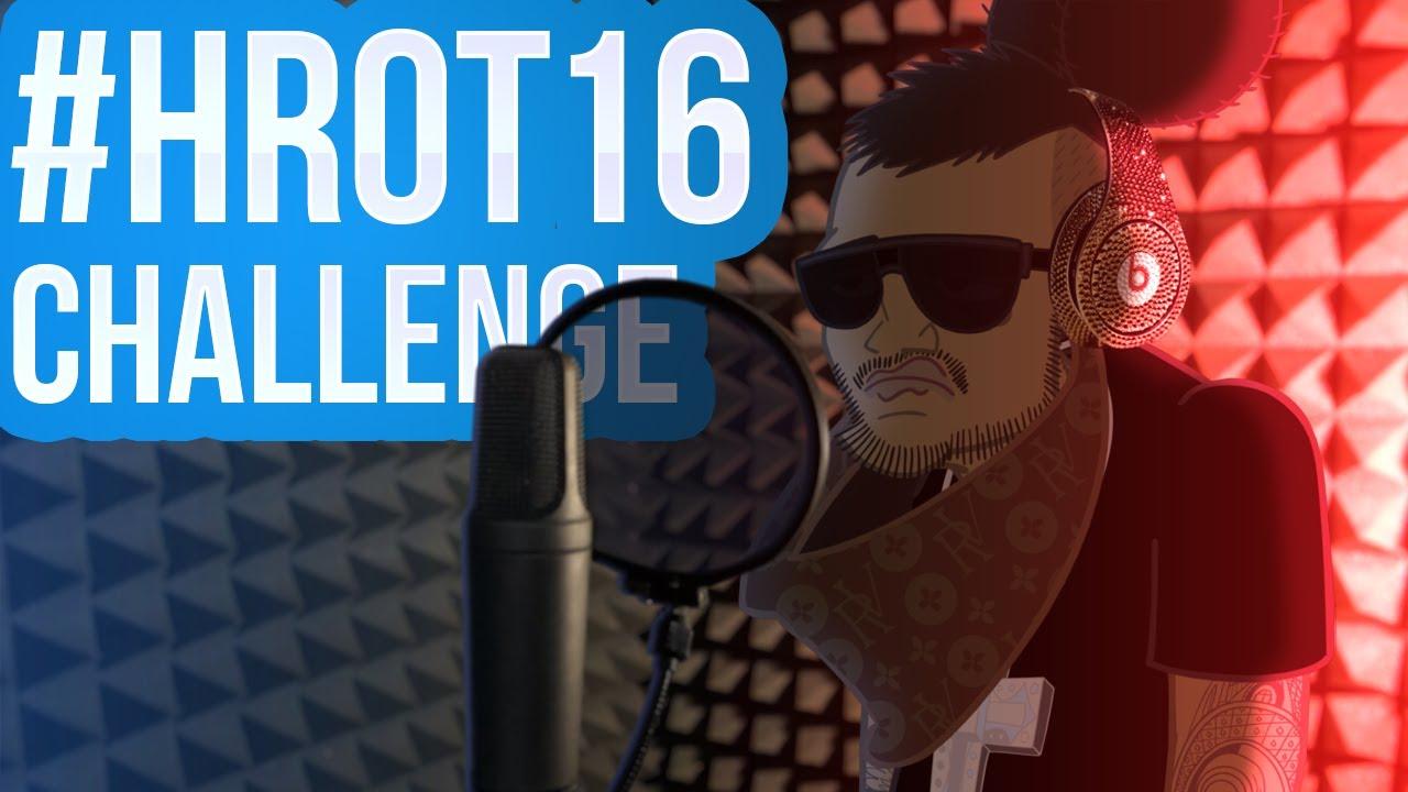 Rytmaus #Hot16Challenge2