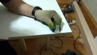видео Мебельный уголок
