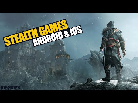 Top 5 Stealth Games For Android & IOS 2020